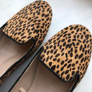 Zara Cheetah Print Loafer Like New